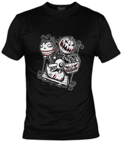 Camisetas divertidas para un miércoles aburrido