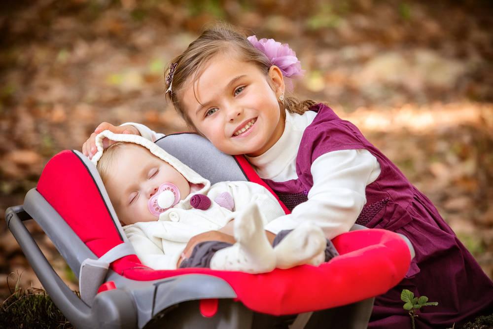A la caza del regalo perfecto para los recién nacidos