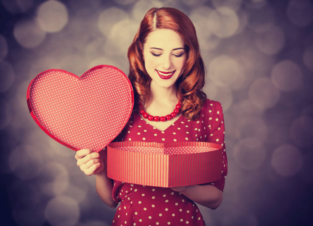Un regalo muy especial para San Valentín