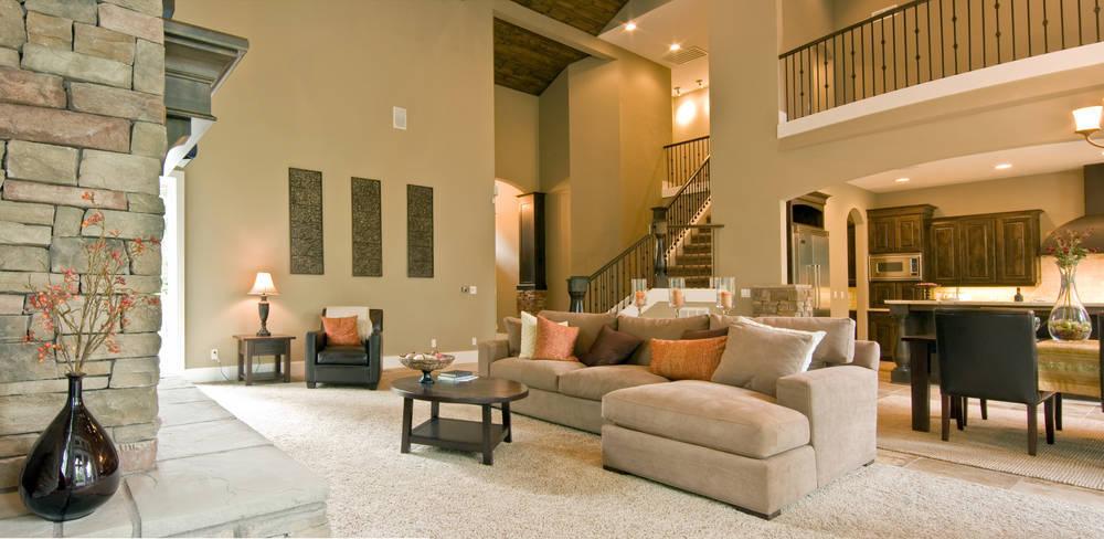 El salón perfecto para tu hogar