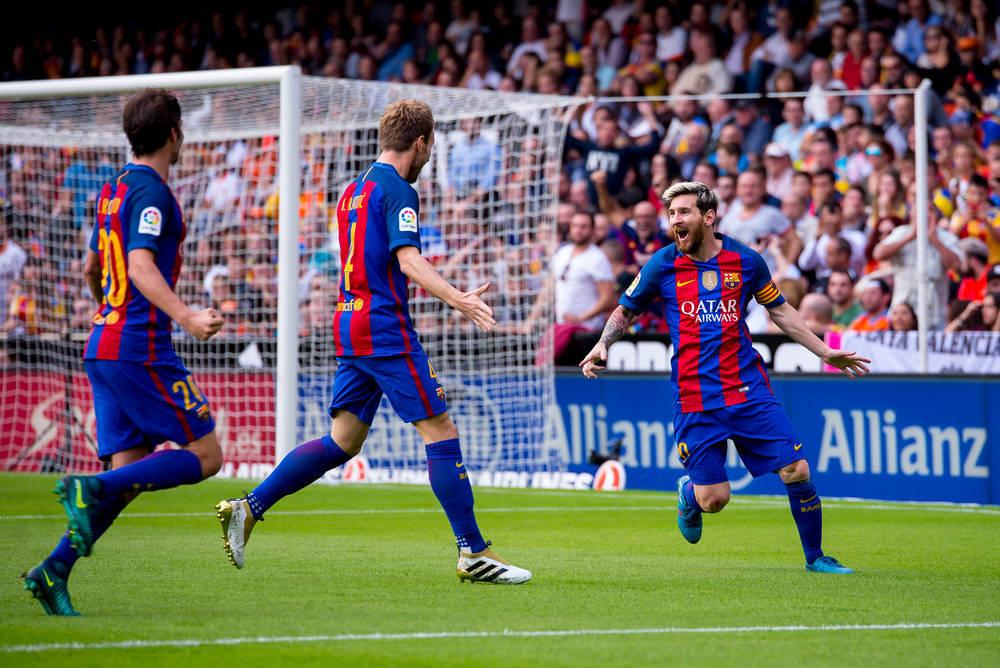 El parque de Messi, un regalo para acertar con el hombre futbolero
