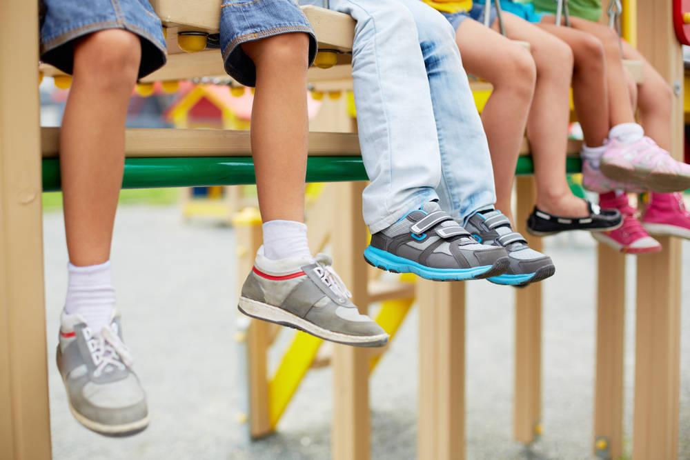 Consejos para elegir el mejor calzado infantil
