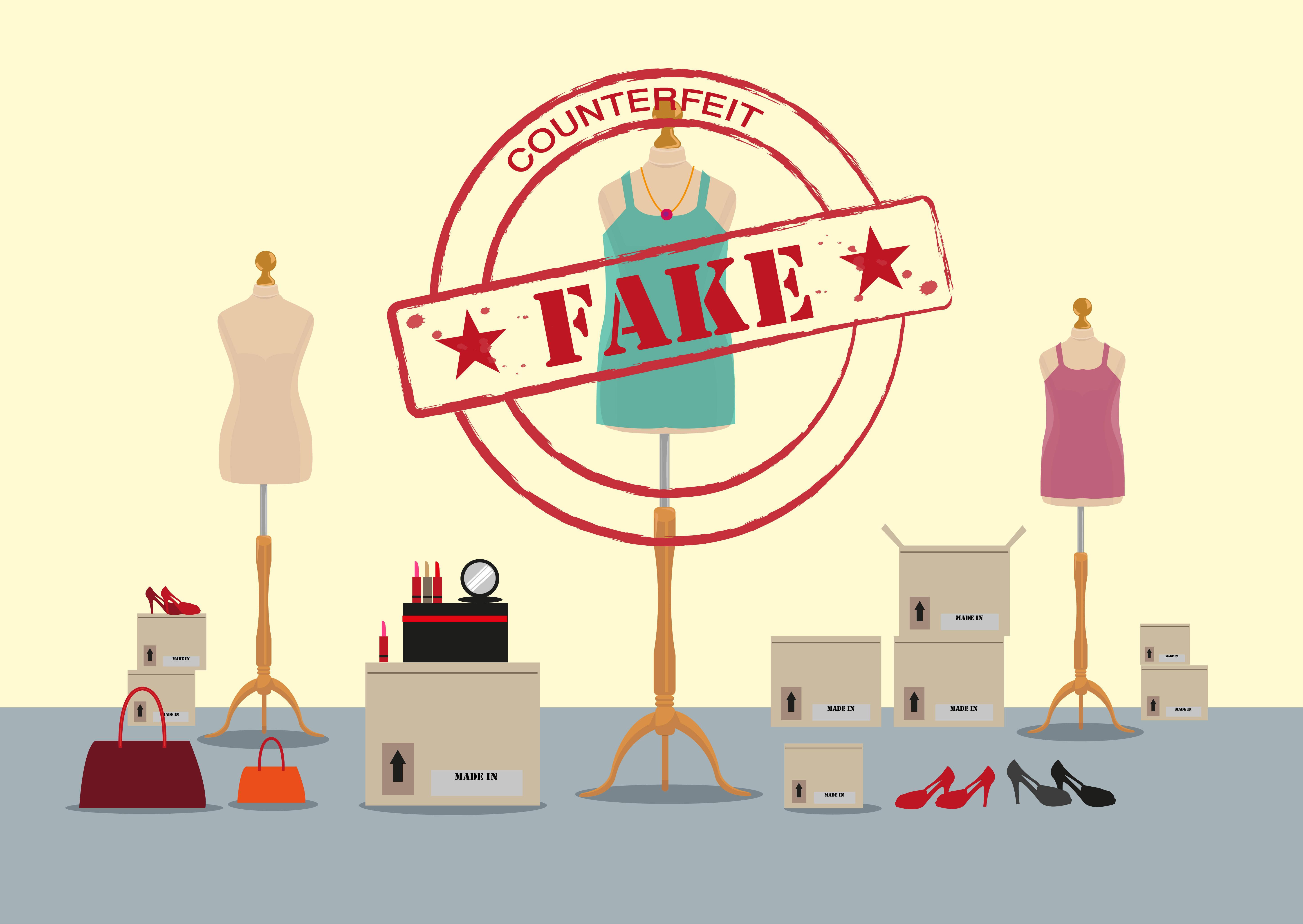 Es necesario concienciar para luchar contra los productos falsificados