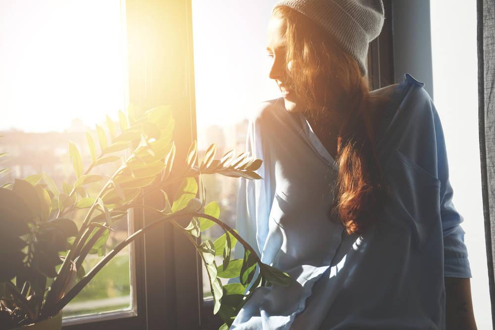 La necesidad de luz solar nos invita a disponer de ventanas más grandes