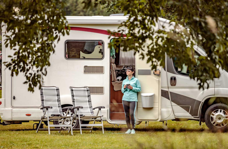 El alquiler de caravanas, una opción recomendable para esta primavera y verano