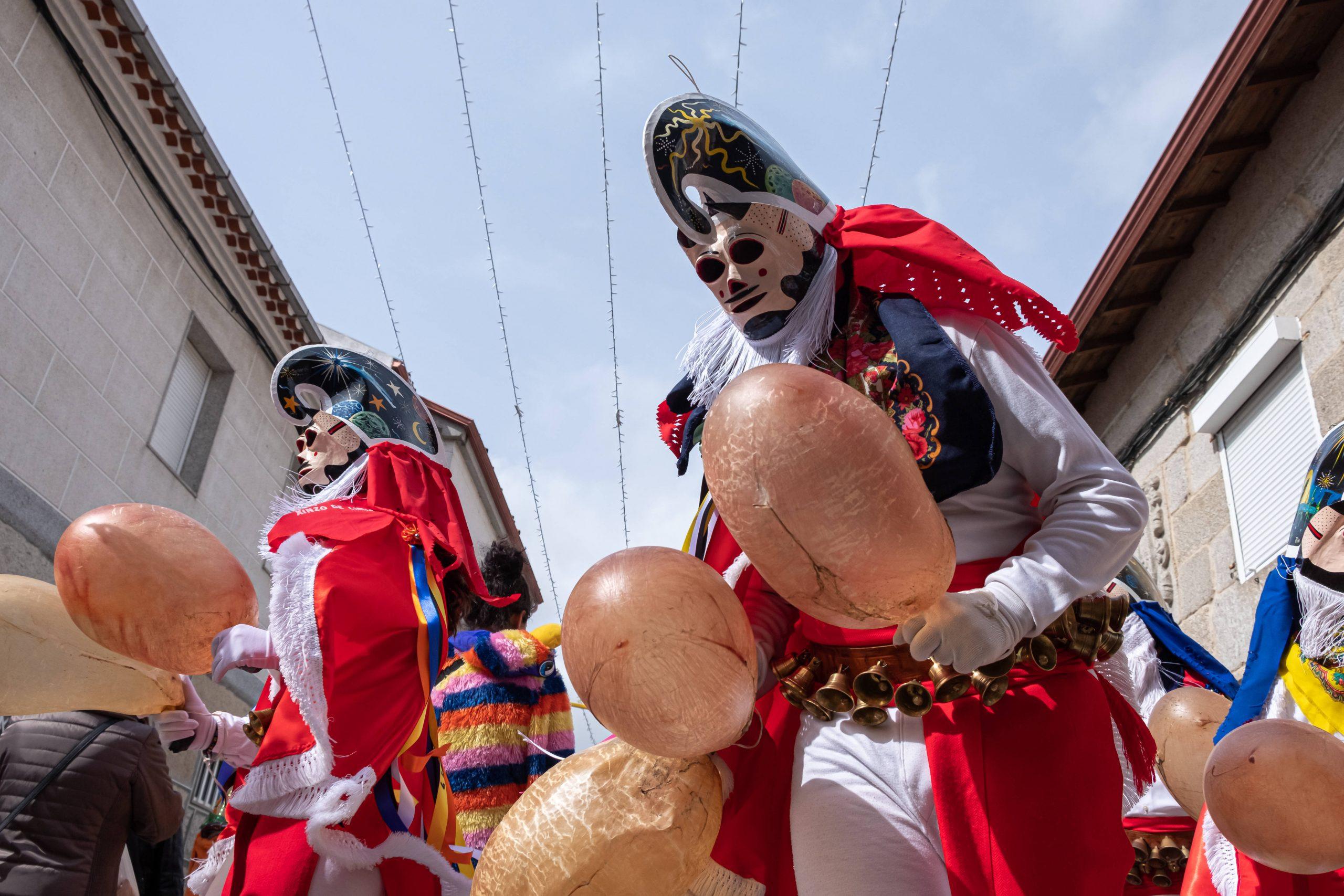 Los carnavales, una de las fiestas tradicionales con más importancia en la actualidad