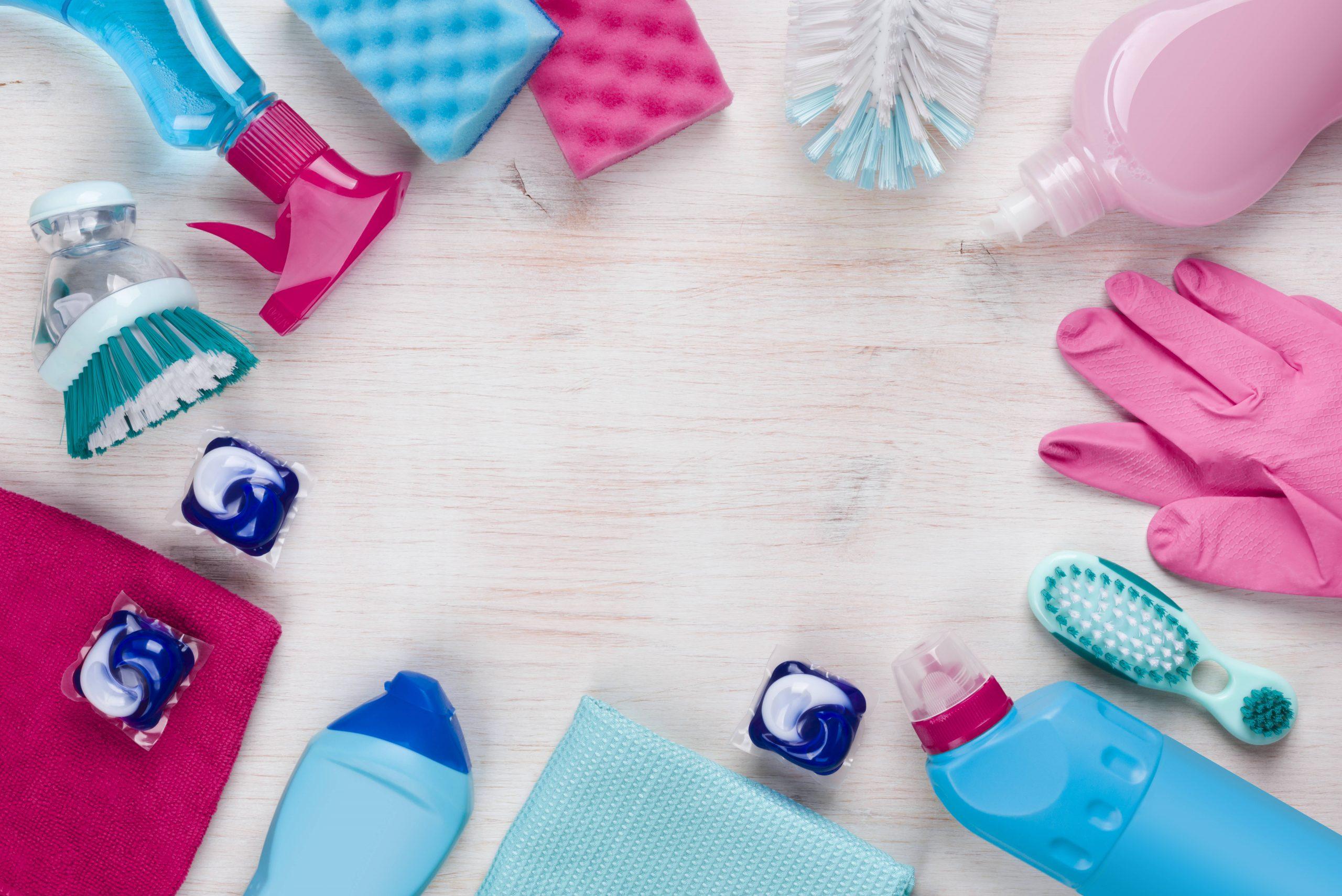 Limpiar de forma ecológica es posible
