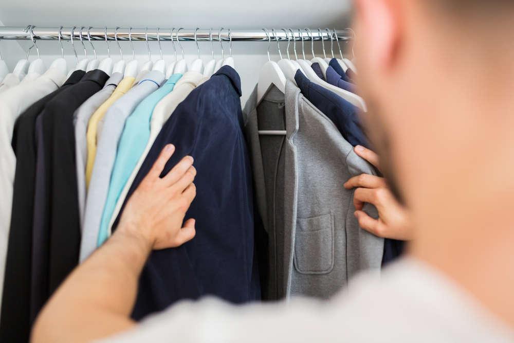 Lo que no puede faltar en el armario de un hombre